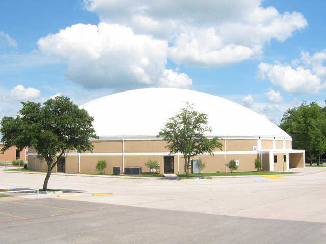 Italy ISD Multipurpose Center — This 148' dome is available for tour on October 18, 2013.