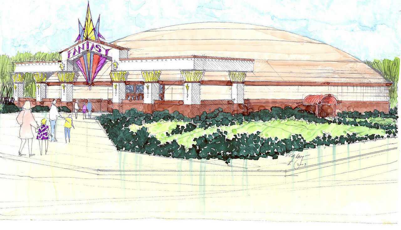 Proposed Movie Theatre