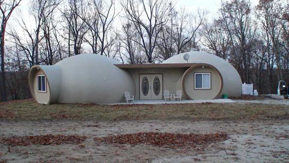 All she wanted — Her dome-home provides the security, energy efficiency and comfort Jerri wanted.