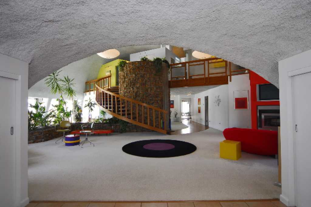 Luxury Monolithic Dome Home