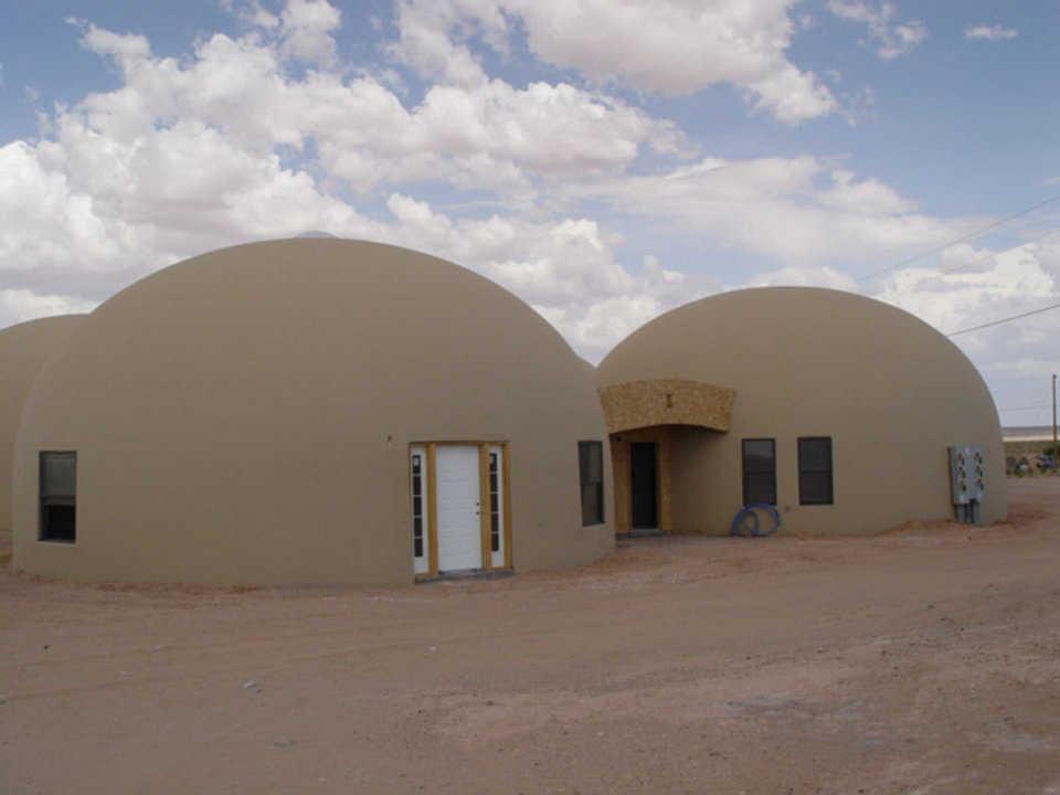 New Architecture u2014 Monolithic Domes are a