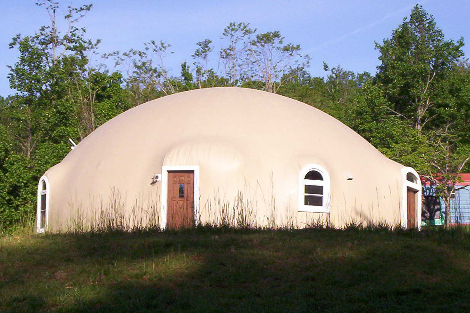 Dome Home Design Ideas: Practical Universal Design Ideas For The Dome Home Builder