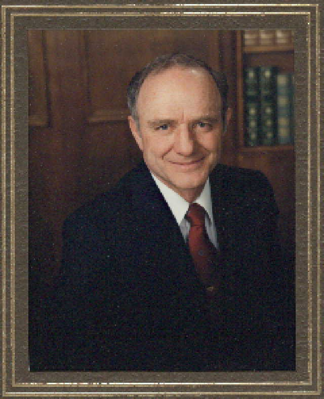 "Professor Arnold Wilson — He was elected ""Professor of the Year"" at Brigham Young University in 1980."