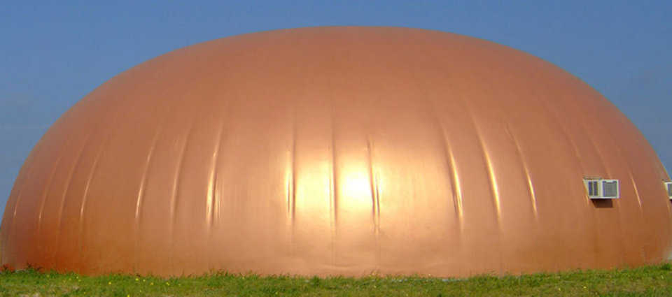 Figure 5 — Side view of oblate ellipse at Monolithic.