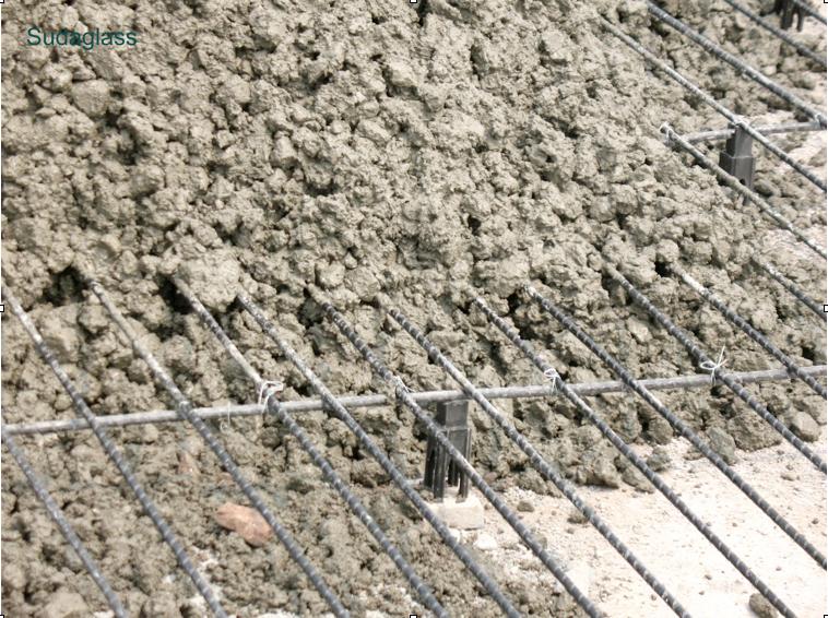 Basalt Fiber Rebar Monolithic Dome Institute