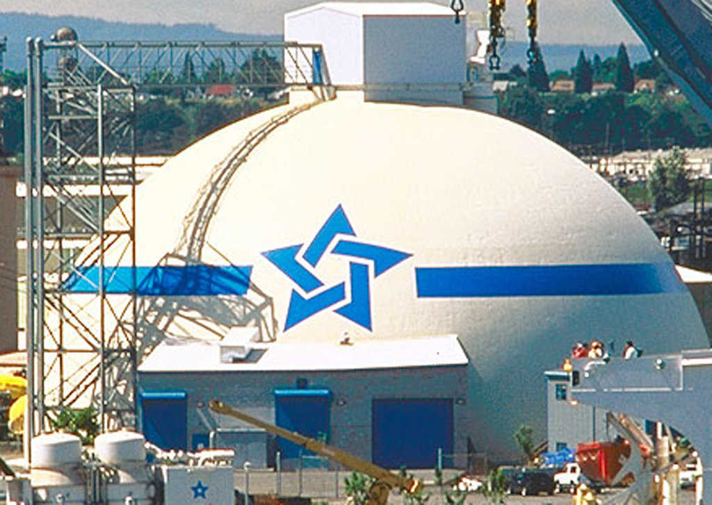 Lone Star Northwest, Inc. — This cement storage located Portland, Oregon is 141′ × 74.5′.