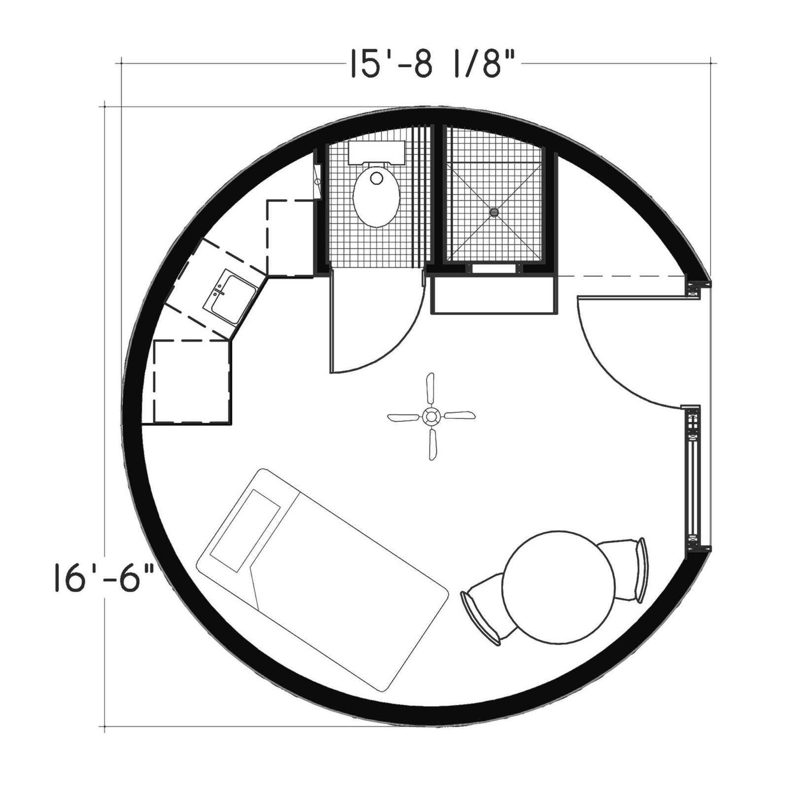 Dome Home Design Ideas