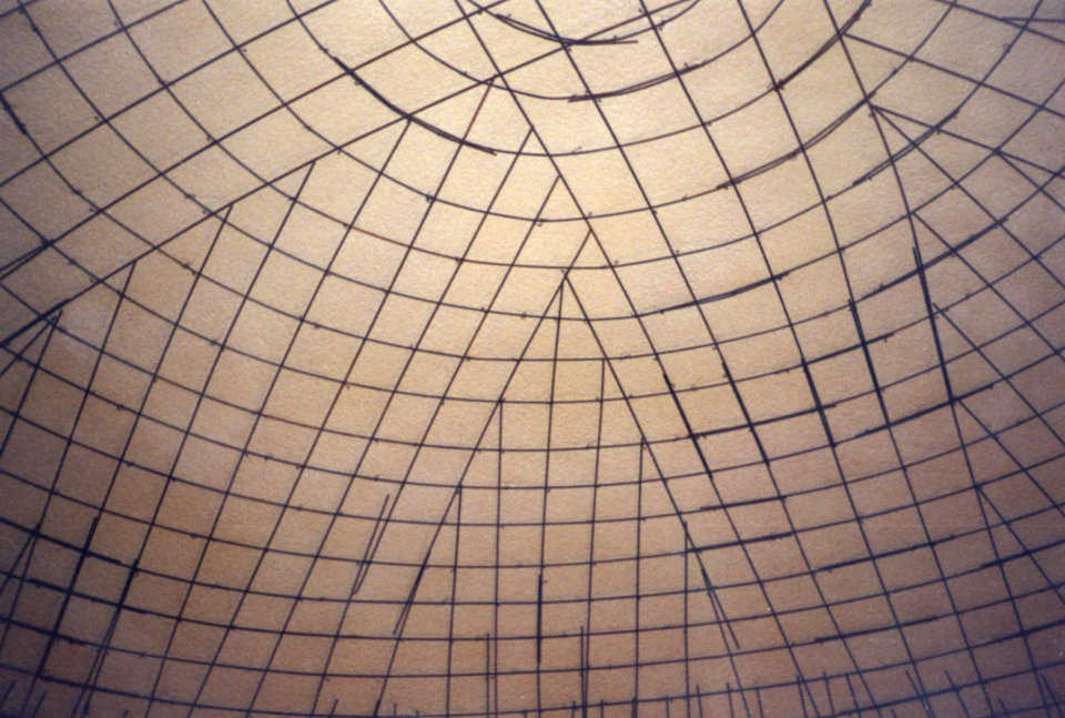 Steel Rebar Placement in a Monolithic Dome | Monolithic Dome