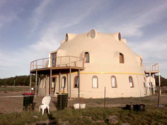 Monolithic Dome Benefits: Survivability | Monolithic Dome Insute on