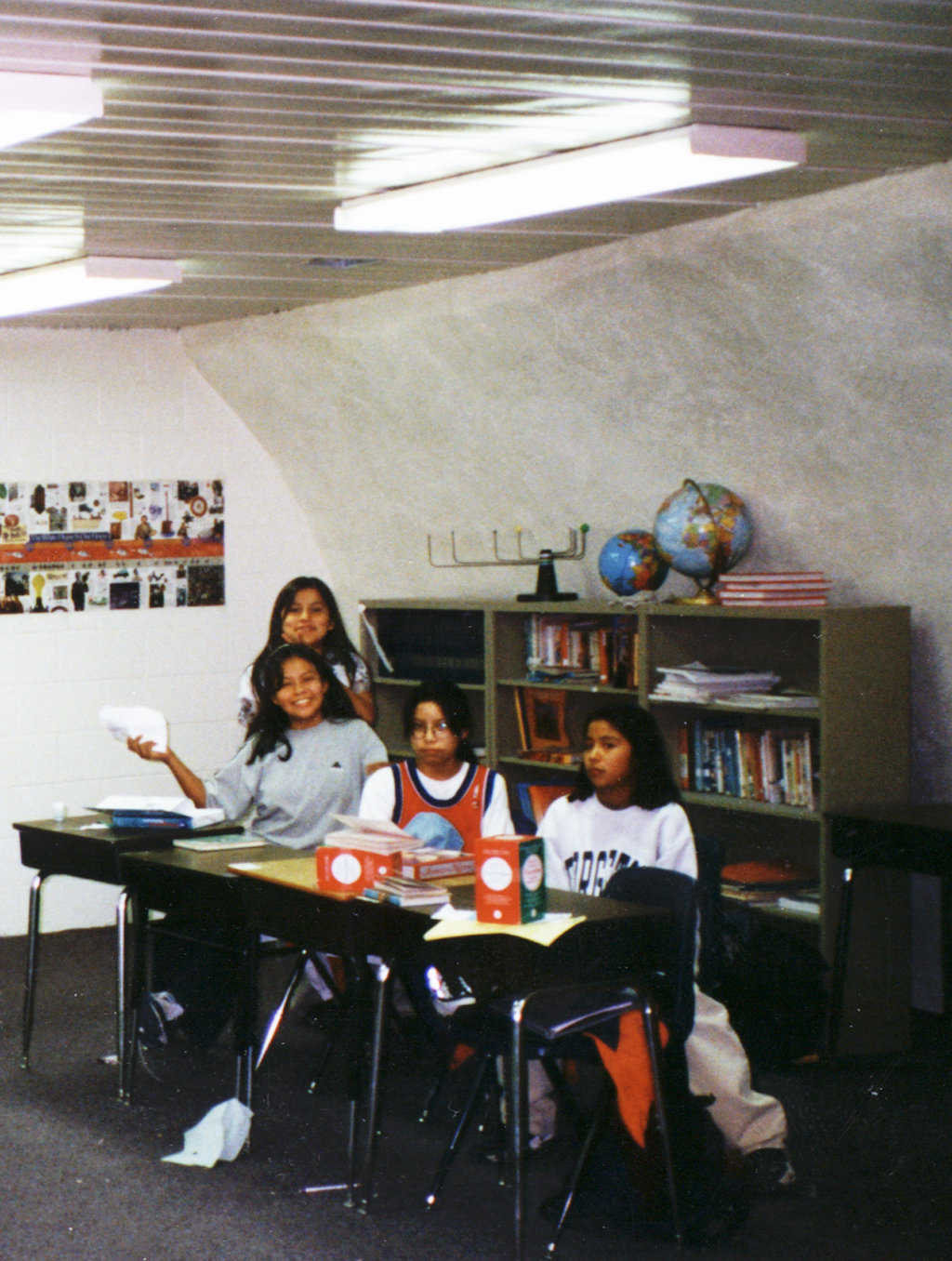 Students enjoy Multipurpose Building — Students and faculty use the Multipurpose Building for a variety of purposes.