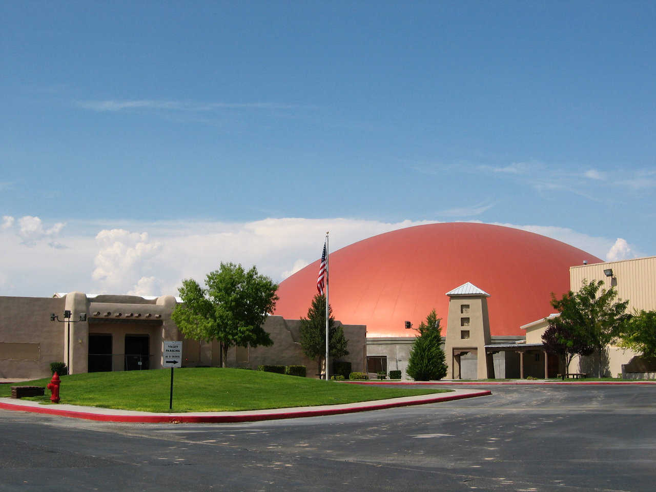 Legacy Church — Legacy Church in Albuquerque, New Mexico currently has a congregation of 5,000.