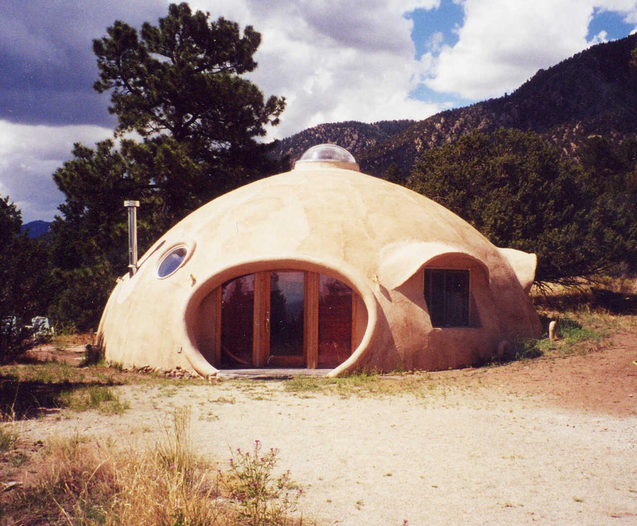 Ananur S Monolithic Dome Home Monolithic Dome Institute
