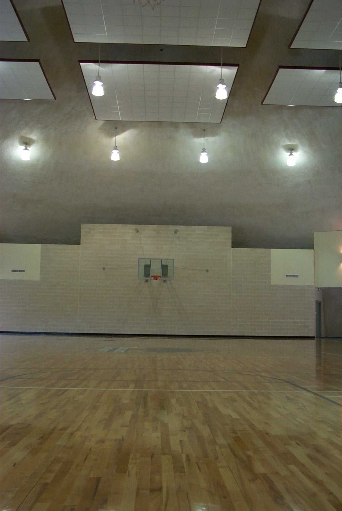 A Monolithic Dome Gym At Thousand Oaks Monolithic Dome