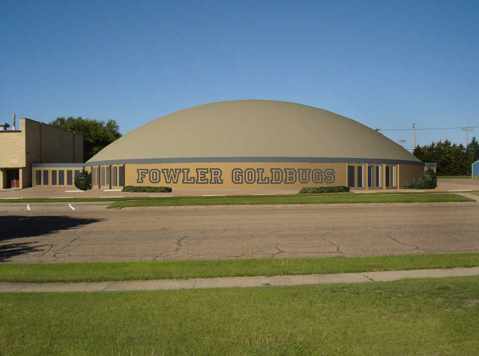 Fowler High School Rendering
