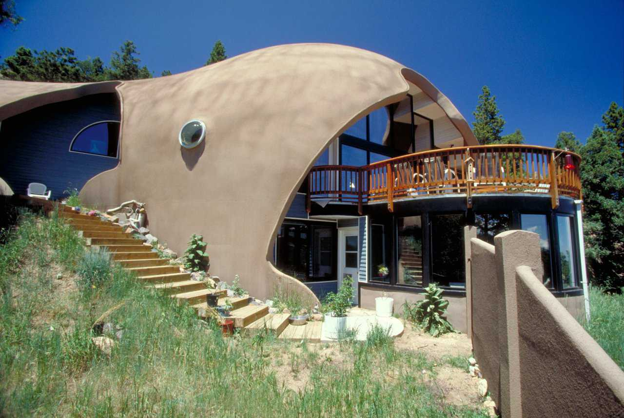 The Garlock Residence A Dream Dome Monolithic Dome