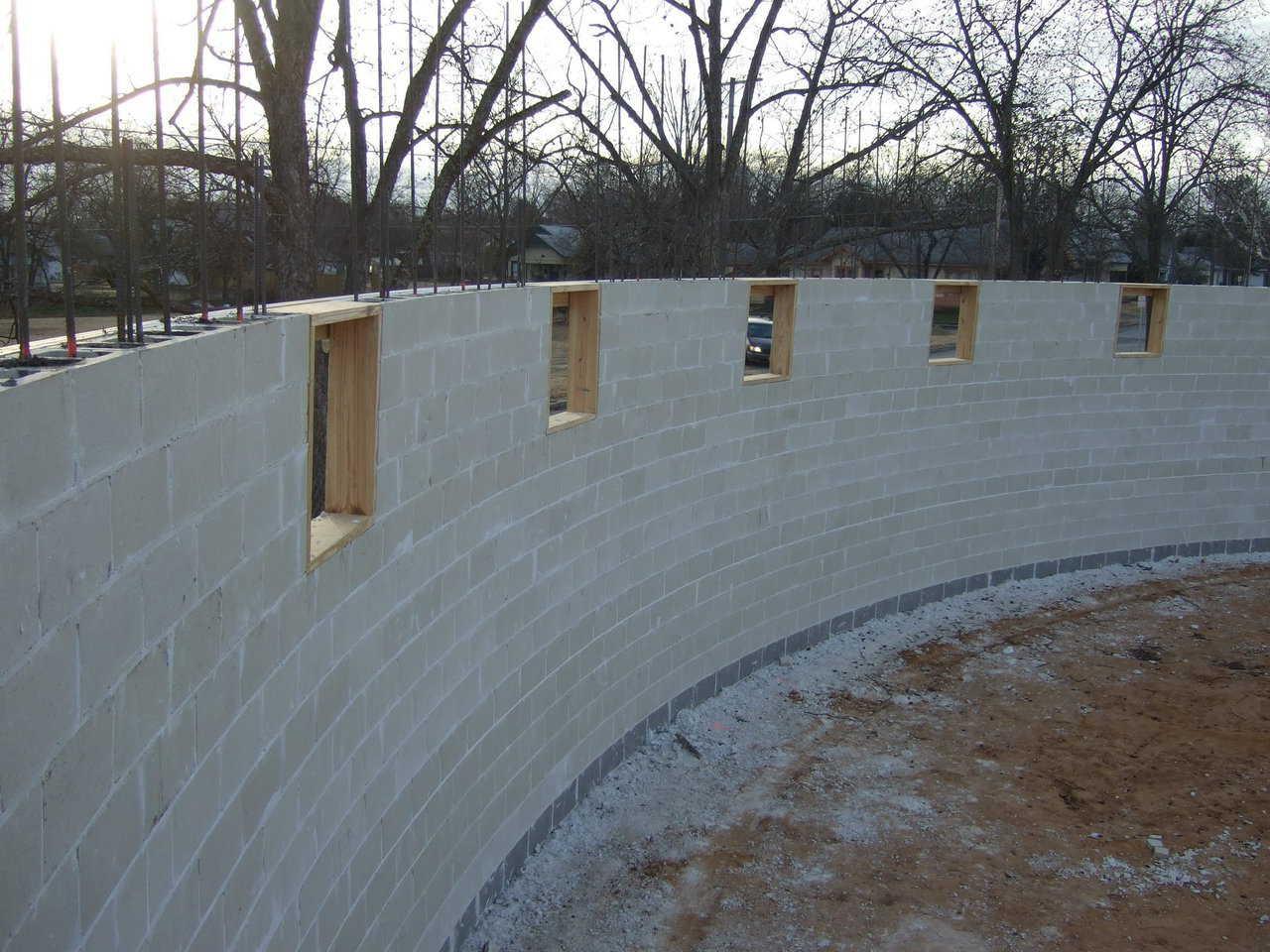 The Monolithic Mortar Mixer Monolithic Dome Institute