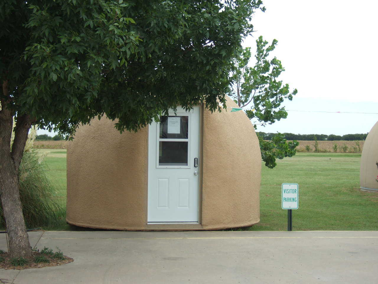 Various lengths – Grow Cabins are 12' wide and up to 25' long. Cabin can be solid or have a window as shown.