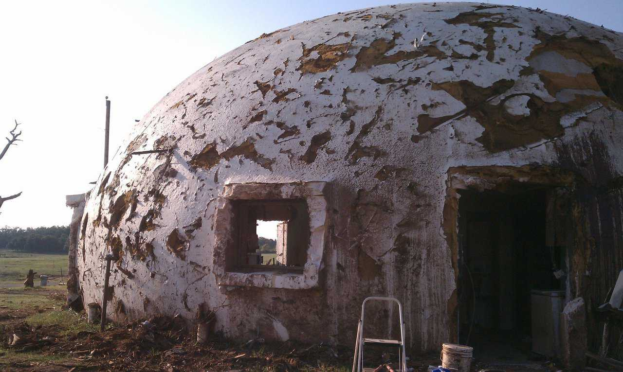A Testament to the Dome Shape | Monolithic Dome Institute