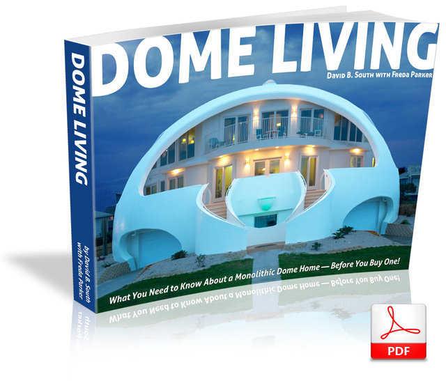 Floor Plans: Multi Level Dome Home Designs