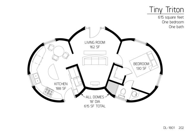 Floor Plan: DL 1801