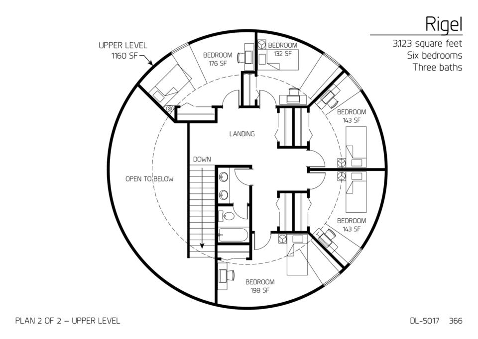 Circular House Floor Plans Interesting Round House Floor Plans – Circular Homes Floor Plans