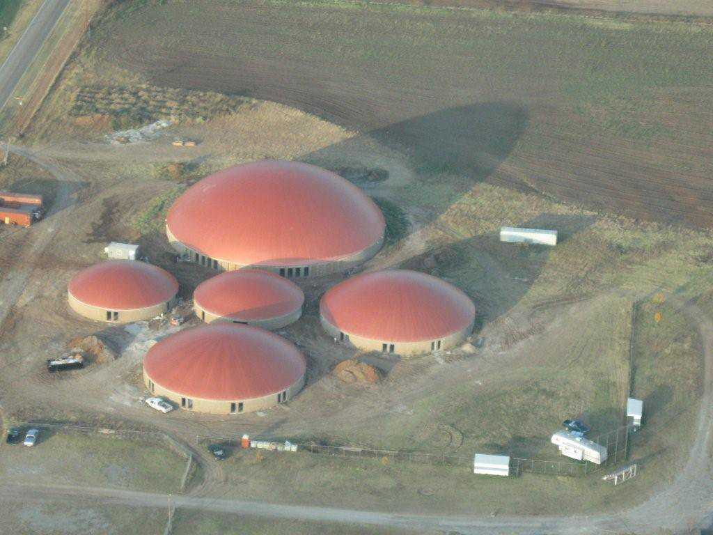 Geronimo, Oklahoma — A whopping 73% of Geronimo's voters passed a $5.7 million bond, $4 million of which was slated for the construction of five Monolithic Domes.   See: http://www.monolithic.com/stories/geronimo-bond-passed