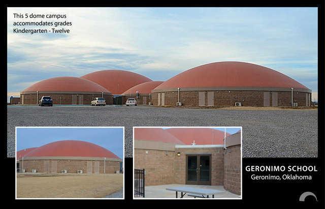 Monolithic Dome Benefits: Survivability | Monolithic Dome Institute