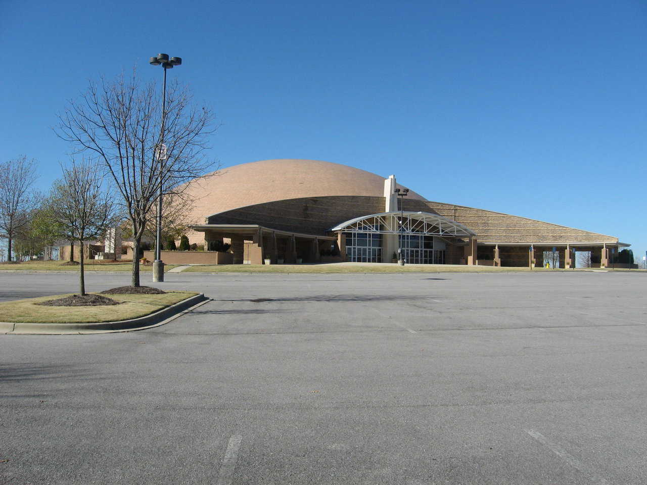 Faith Chapel Christian Center, Alabama