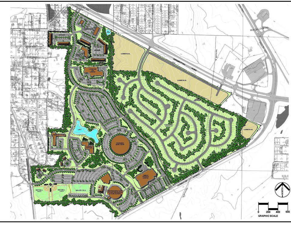 Plans — They included FCCC expansion.