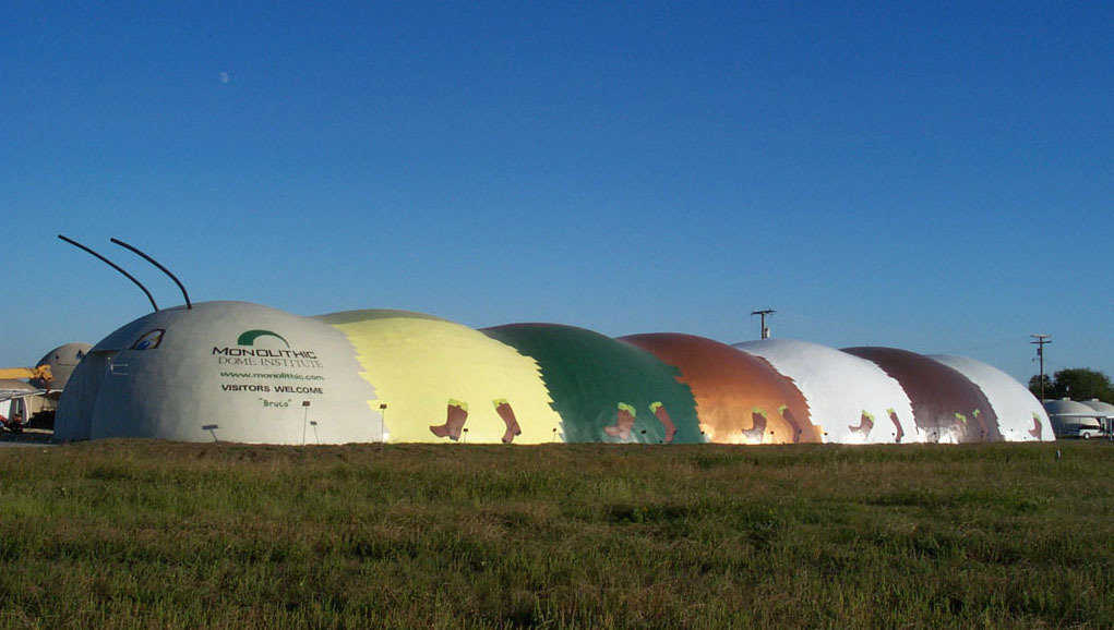 Spotlight On The Monolithic Dome Institute By Our Own