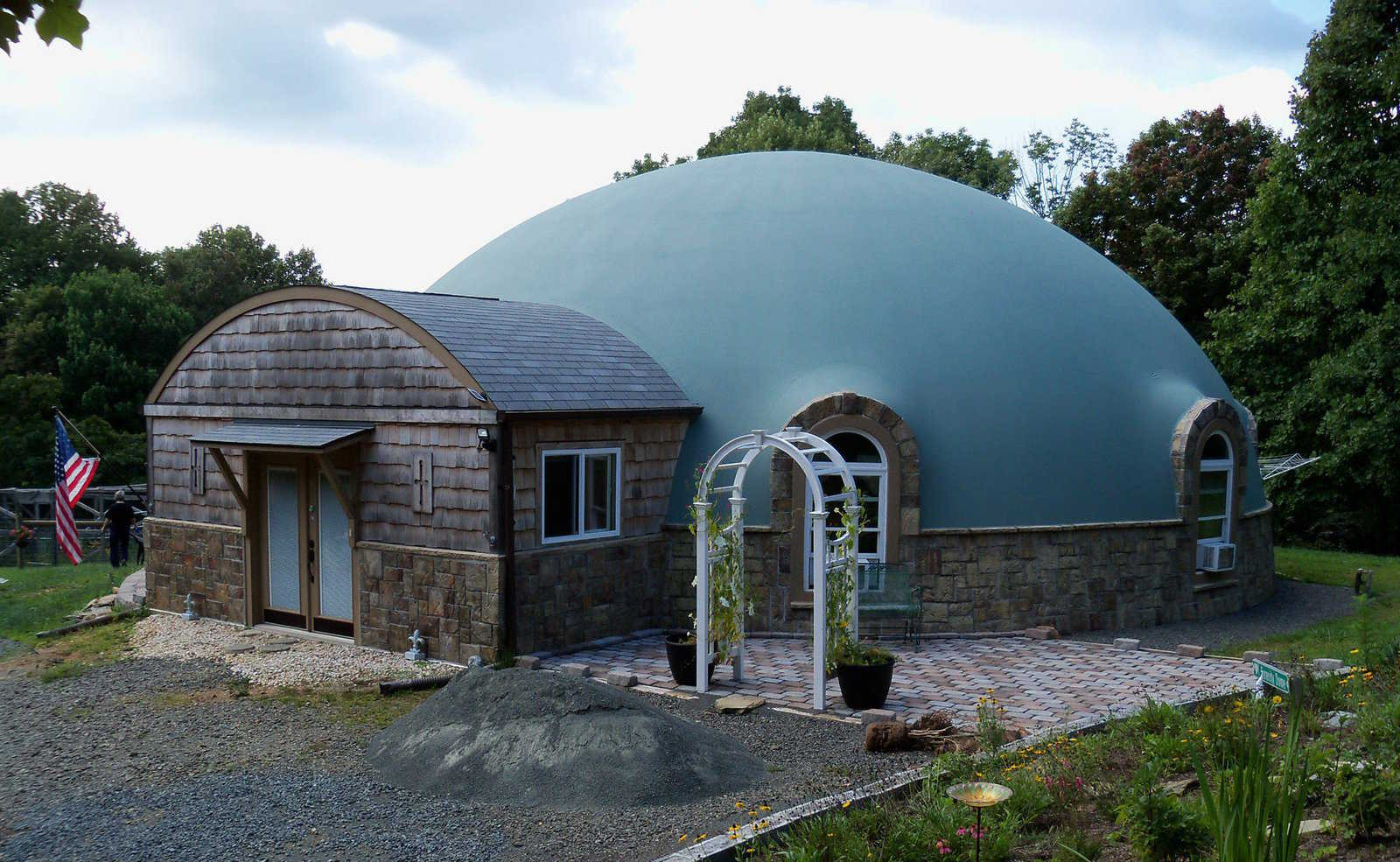 Serenity Dome in late 2015.