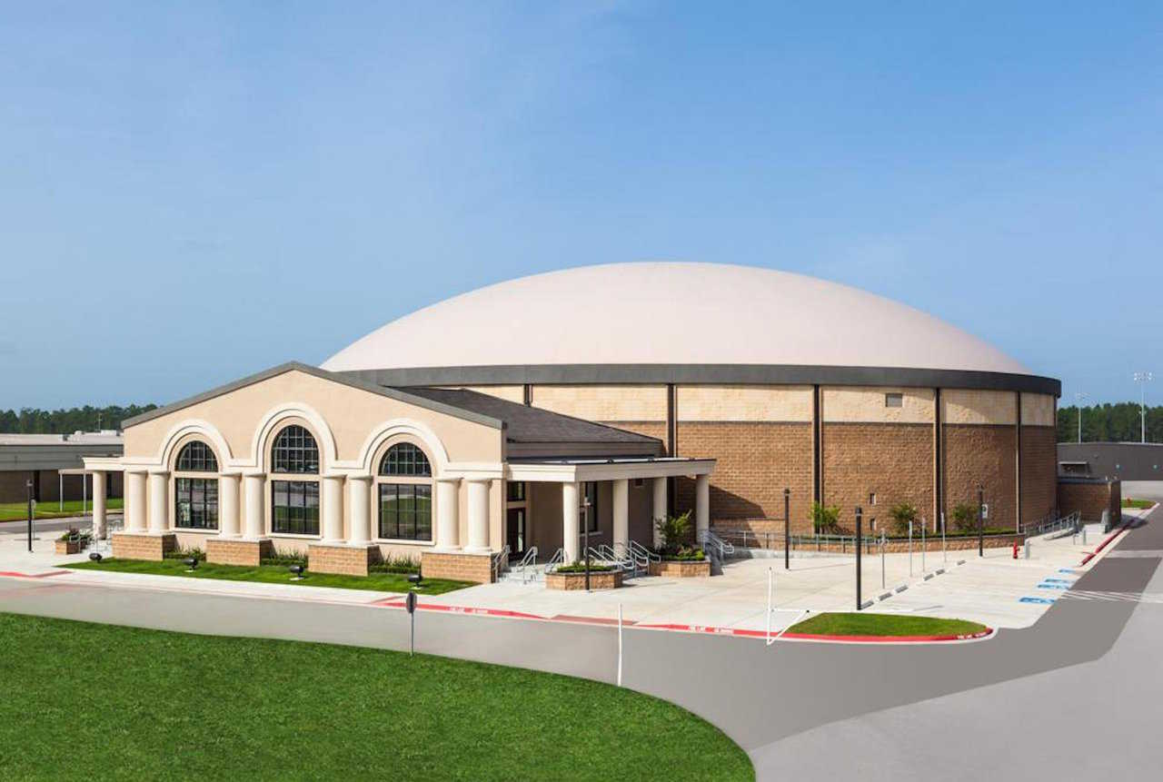 Lumberton Performing Arts Center in Lumberton, Texas.