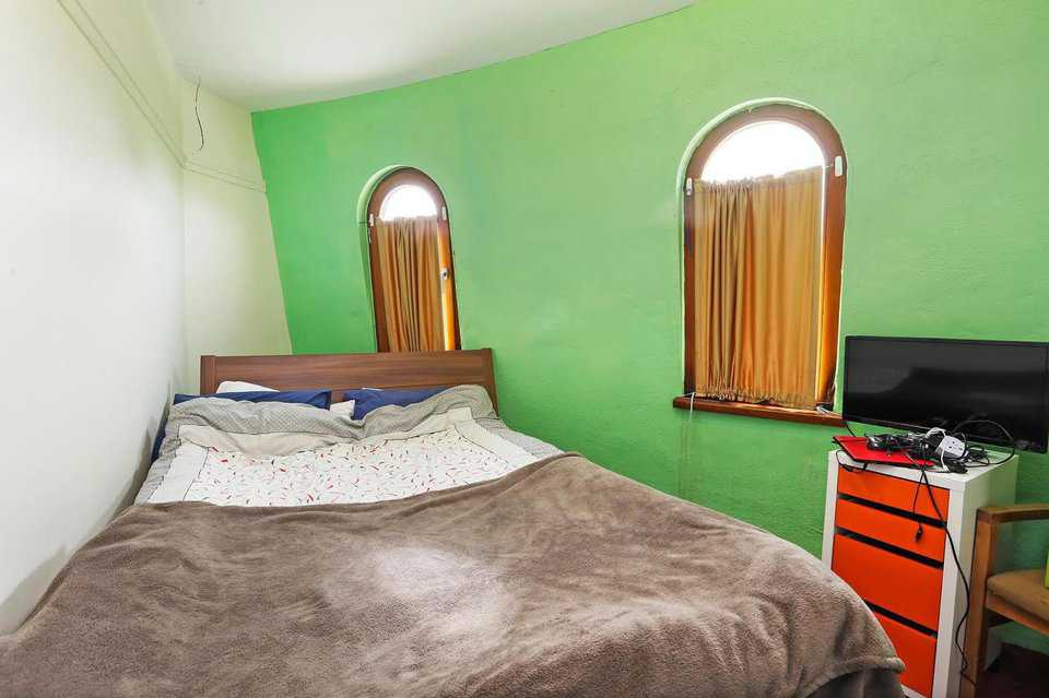 Dome home small bedroom