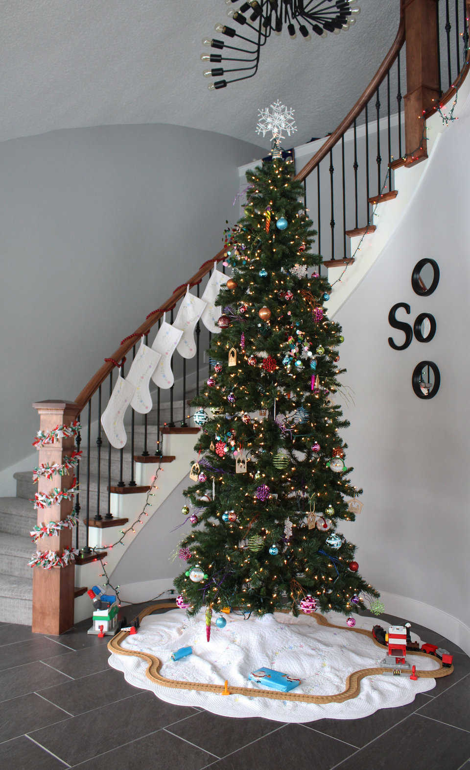 Entryway tree