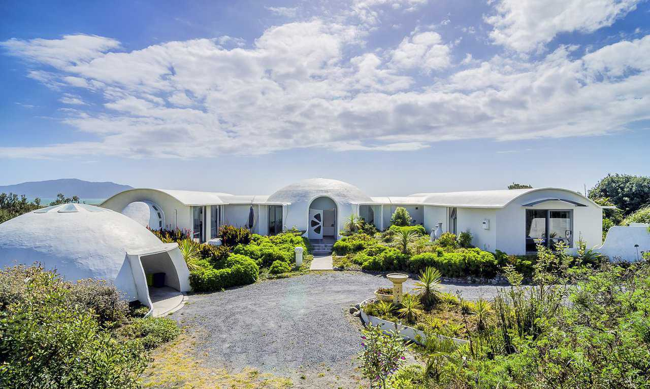 Beautiful Beach House For Sale Monolithic Dome Institute