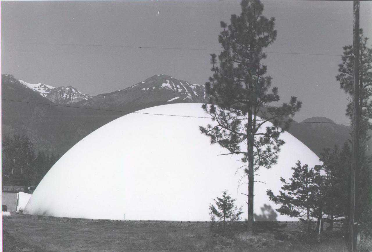 Oregon dome
