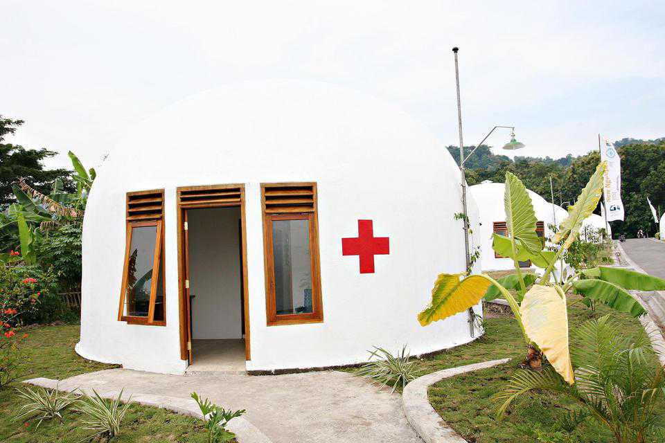 Medical dome Indonesia