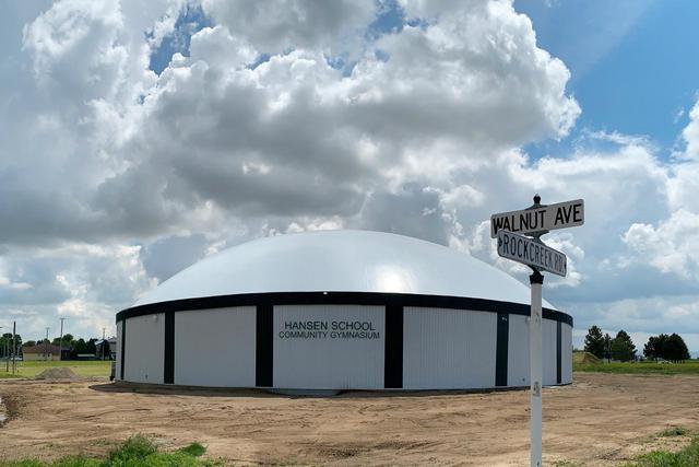 The Monolithic Dome | Monolithic Dome Institute